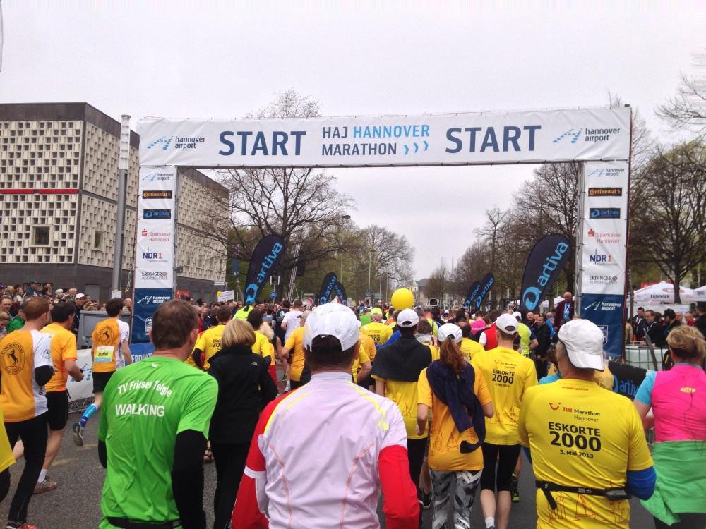25. HAJ Hannover Marathon (4/6)