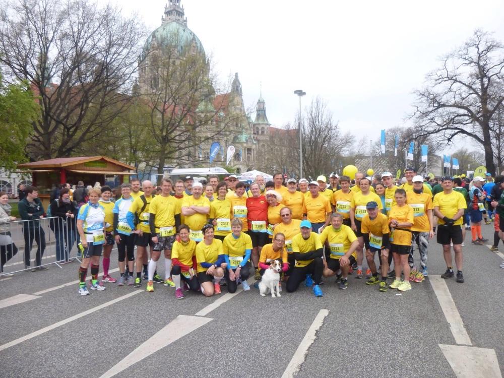 25. HAJ Hannover Marathon (1/6)