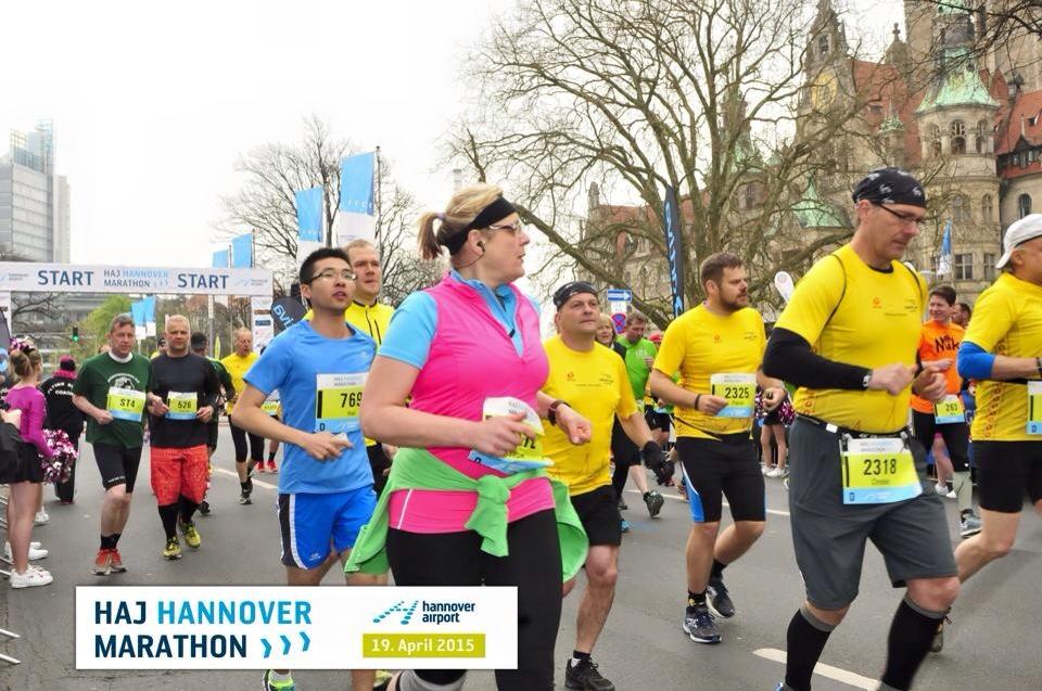 25. HAJ Hannover Marathon (5/6)